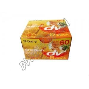 Кассета miniDV Sony (1шт.)