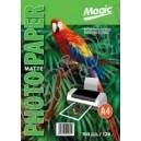 Фотобумага Magic A4 128г/м2, матовая (100л)