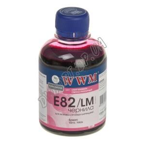 Чернила WWM EPSON Stylus Photo Light Magenta (200г) E82LM
