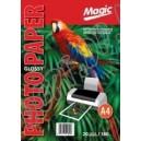 Фотобумага Magic A4 180г/м2, глянец (100л)