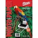 Фотобумага Magic A4 210г/м2, глянец (100л)