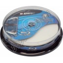 Blu-ray диск Emtec BD-R DL 50Gb 6x printable box 10