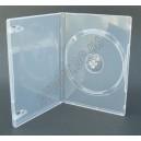 DVD box clear 14mm суперпрозрачная (100 шт.)