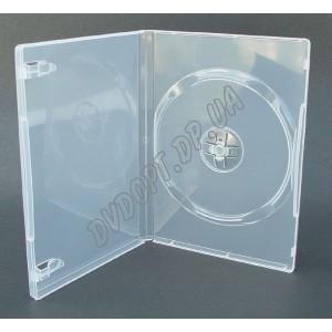 DVD box clear 14mm суперпрозрачная (10 шт.)