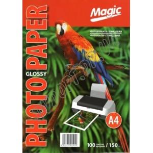 Фотобумага Magic A4 150г/м2, глянец (100л)