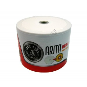 CD диск Arita CD-R 700MB 80min bulk 50 52x printable