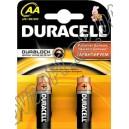 Батарейки АА Duracell 2 шт.