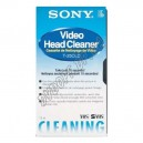 Кассета VHS Sony Head Cleaner (чистящая)