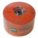 CD диск Videx CD-RW 700MB 80min bulk 25