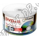 DVD диск Polaroid DVD+R 4,7Gb bulk 50 16x printable