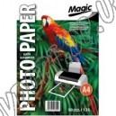 Фотобумага Magic A4 135г/м2, глянец (50л) самоклеющаяся