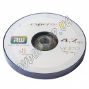 DVD диск Esperanza DVD+RW 4,7Gb  bulk 10 4x