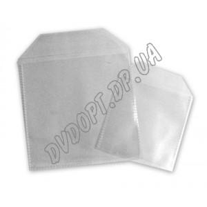 Конверт пластиковый для CD (100шт.) толщина 60мкм