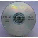 CD диск Perfeo CD-R 700MB 80min Bulk 50 52x