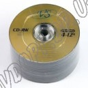 CD диск VS CD-RW 700MB 80min bulk 25