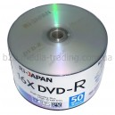 DVD-R Ridata RI-Japan 4,7Gb (bulk 100) 16x
