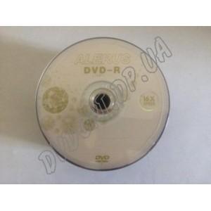DVD диск Alerus DVD-R 4,7Gb bulk 50 16x