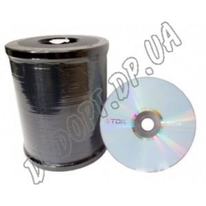 DVD диск TDK DVD+R 4,7Gb bulk 100 16x