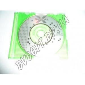 DVD диск X-digital DVD+RW 1,4Gb sliml 4x  (1шт)