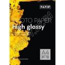 Фотобумага Papir A4 180г/м2, глянец (100л)