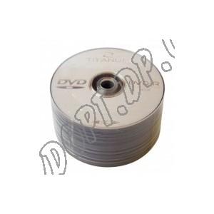 DVD диск Titanum DVD+R 4,7Gb  bulk 50 16x