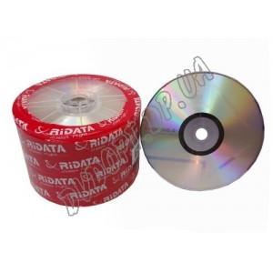DVD диск Ridata DVD-R 4,7Gb  bulk 50 16x